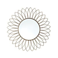 Go Home Wire Sun Mirror - 10442