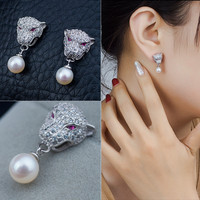 Pearls 925 Silver Earring Accessory [4914846788]