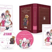 Animation - Yuri Kuma Arashi Vol.1 (DVD+CD) [Japan DVD] MFBC-52