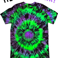 TWILIGHT ZONE - TIE-DYE BLANK