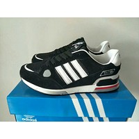 """""""Adidas 750"""" Unisex Sport Casual Multicolor Stripe Sneakers Couple Running Shoes"""