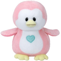 Ty Penny - Pink Penguin Medium