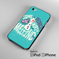 Disney Frozen melting iPhone 4 4S 5 5S 5C 6, iPod Touch 4 5 Cases