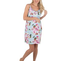 Isla Maternity Nursing Chemise Nightgown