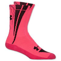 Men's Under Armour Dagger Bolt Crew Socks