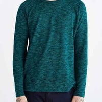 General Assembly Marled Crew Neck Sweater-