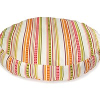 Fiesta Round Pet Bed - Our Products - Up Country: Designer Dog and Cat Collars and Accessories