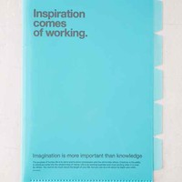 5-Pocket Inspiration Folder
