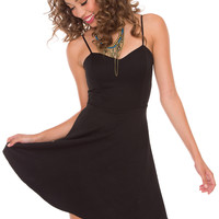 Alina Dress - Black