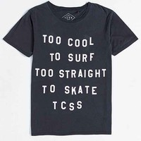 The Critical Slide Society Too Cool Tee