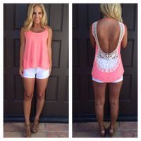 Diva at the Beach Tank - PINK