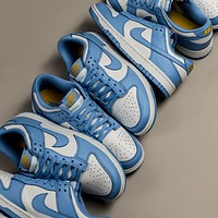Nike SB Dunk Low Cost Blue Basketball Shoes Sneakers