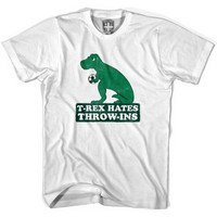 T-Rex Hates Throw-Ins