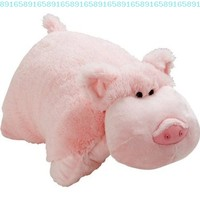 My Pillow Pets Wiggly Pig 18 Inches:Amazon:Toys & Games