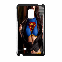 Supeman Awesome Womens Samsung Galaxy Note Edge Case