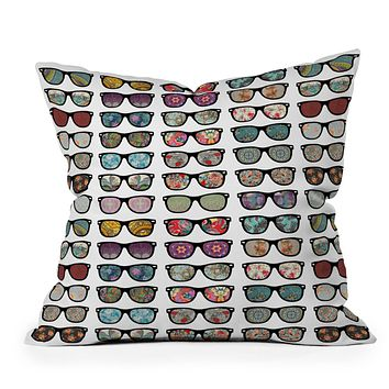 Bianca Green The Way I See It Throw Pillow