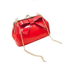 Fashion Mini Small Women's Shoulder bag With Chain Leather Handbags bags Crossbody Bags Casual Travel Satchel Purses