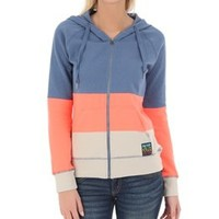O'Neill Women's Jones Zip Up Hoodie at SwimOutlet.com - Free Shipping