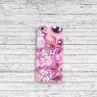 Pokemon Pink Cute iPhone 4 5 5c 6 6plus and Samsung Galaxy S5 Case