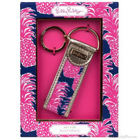 Lilly Pulitzer Key Fob in Flamenco
