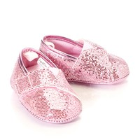 Slip On Glitter Shoes Infant 378673728 | Baby Shoes | Baby Girl Clothes | Clothing | Burlington Coat Factory