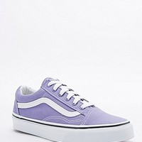 Vans Old Skool Trainers in Lilac - Urban Outfitters