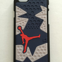 "Jordan Retro ""Olympic"" 6 Phone Case"