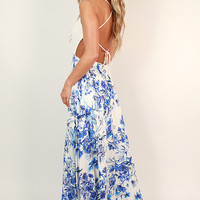 Take me To The Tropic Maxi Dress