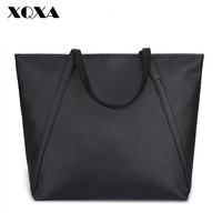 New Simple Fashion Famous Designers Brand Handbags Large Women Bags SolidPU LEATHER BAGS/Shoulder Tote Bags Big