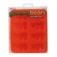 GUMMY BEAR SILICONE ICE CUBE TRAY