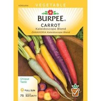 Burpee, Kaleidoscope Mix Carrot Seed, 53053 at The Home Depot - Mobile