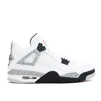 "Air Jordan 4 Retro ""White Cement OG"" (2016)"