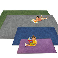 Comfy Classroom Rectangular Carpets at Lakeshore Learning