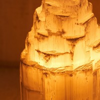 Selenite Crystal Lamp | Urban Outfitters