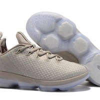 NIKE King Lebron James 14 Beige Color Men Basketball Shoes