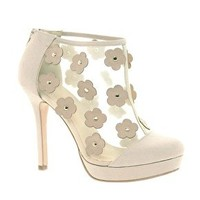 ASOS TAPDANCE Shoe Boots With Flowers at asos.com