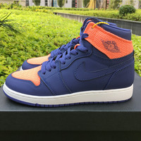 Air Jordan 1 Women Shoes High Retro GS AJ1 Sneaker