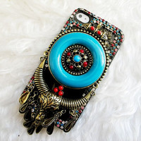 Yak Design Accessories Studded iPhone Case iPhone 4 by boehneshop