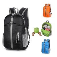 Bicycle Backpack Nylon Sports Bag Foldable Ultralight Waterproof Men Women Child Hiking Traveling Camping Cycling Bags For Bike
