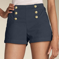 Joie 'Audry' High Rise Sailor Shorts | Nordstrom