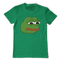 Pepe The Frog Men's T-shirt