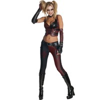 Batman Arkham City Secret Wishes adult Sexy Harley Quinn Costume party cosplay halloween costumes for women Superhero custom