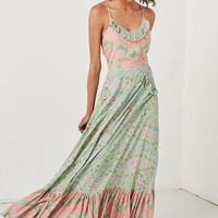 City Lights Strappy Maxi