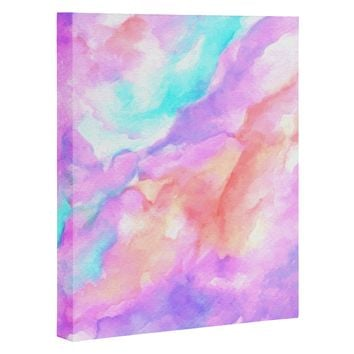 Rosie Brown Lavender Haze Art Canvas