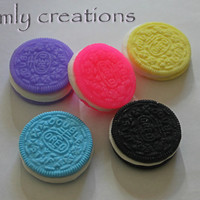 Cookie Soap, Dessert Soap, Gift for Teacher, Mothers Day, Hostess Soap, guest soap, oreo soap, Prank Soap, Fake Food Soap, Party Favors