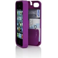 EYN (Everything You Need) Smartphone Case for iPhone 4/4s - Purple (eynpurple)