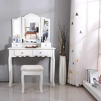 Fashion Dresser Bedroom Simple Vanity Makeup