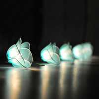 Delicate Flower String Lights