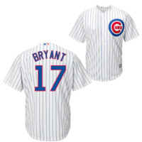 DCCK Chicago Cubs Jersey - Kris Bryant Youth Jerseys