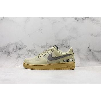 Nike Air Force 1'07 AF1 Low Olive Green Sneakers